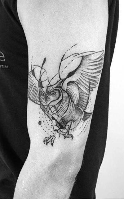 Tatuagens-masculinas-de-coruja-64