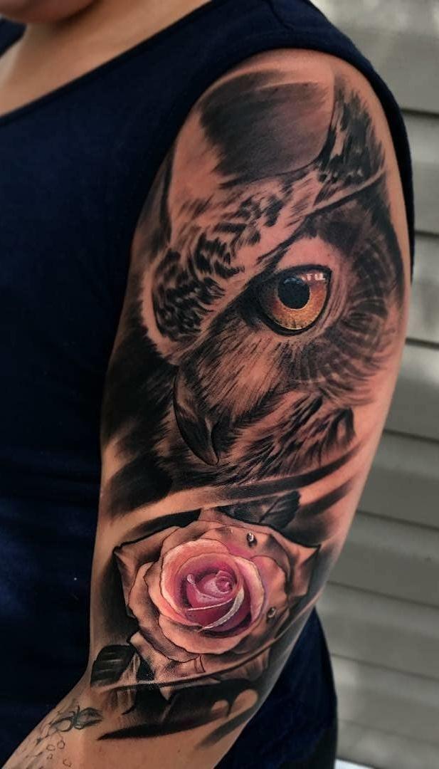 tatuagem-de-coruja-1