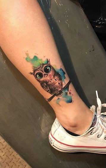 tatuagens-aquarela-de-coruja-1