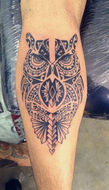 tatuagens-tribal-de-coruja-2