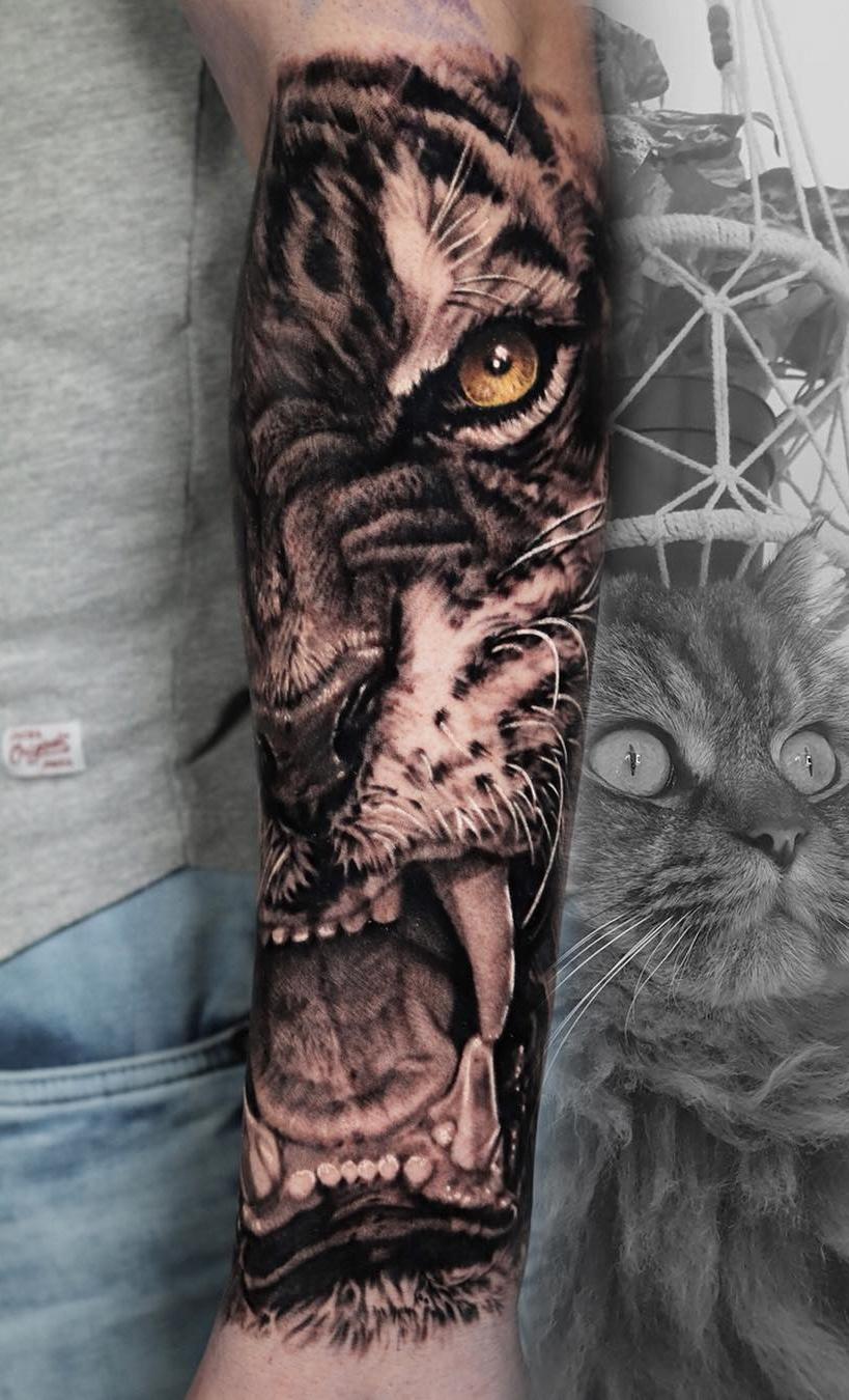 Fotos-de-tatuagens-de-tigre-1