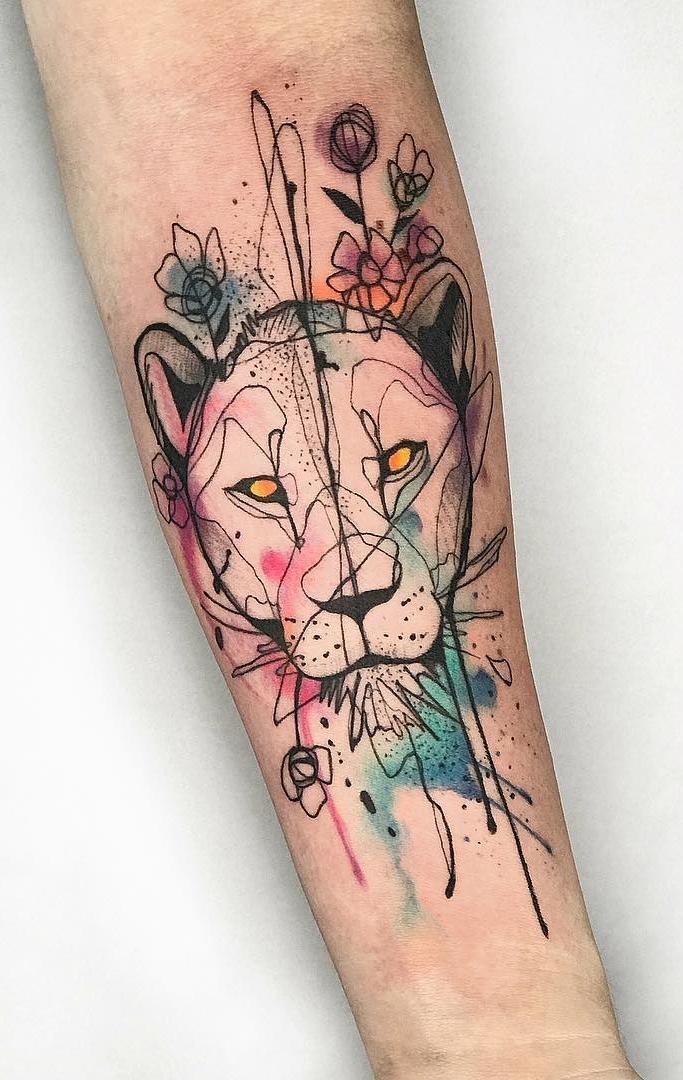 Fotos-de-tatuagens-de-tigre-2