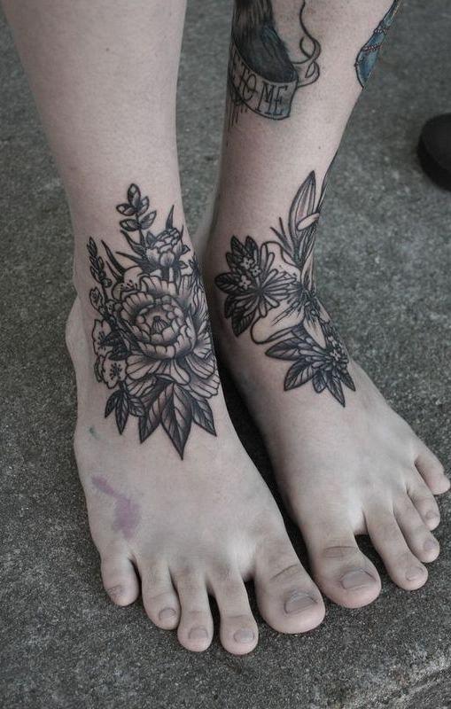 Tatuagens-no-tornozelo-25