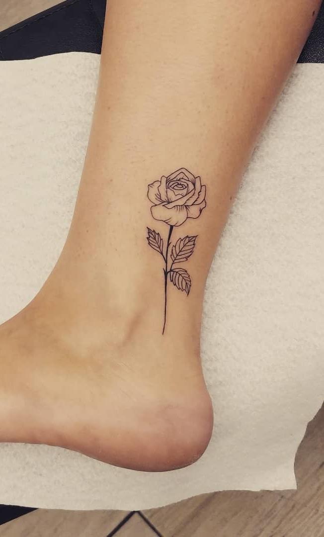 Tatuagens-no-tornozelo-9