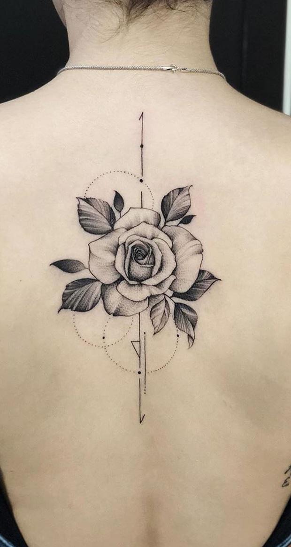 As 90 Melhores Tatuagens Nas Costas Femininas E Masculinas