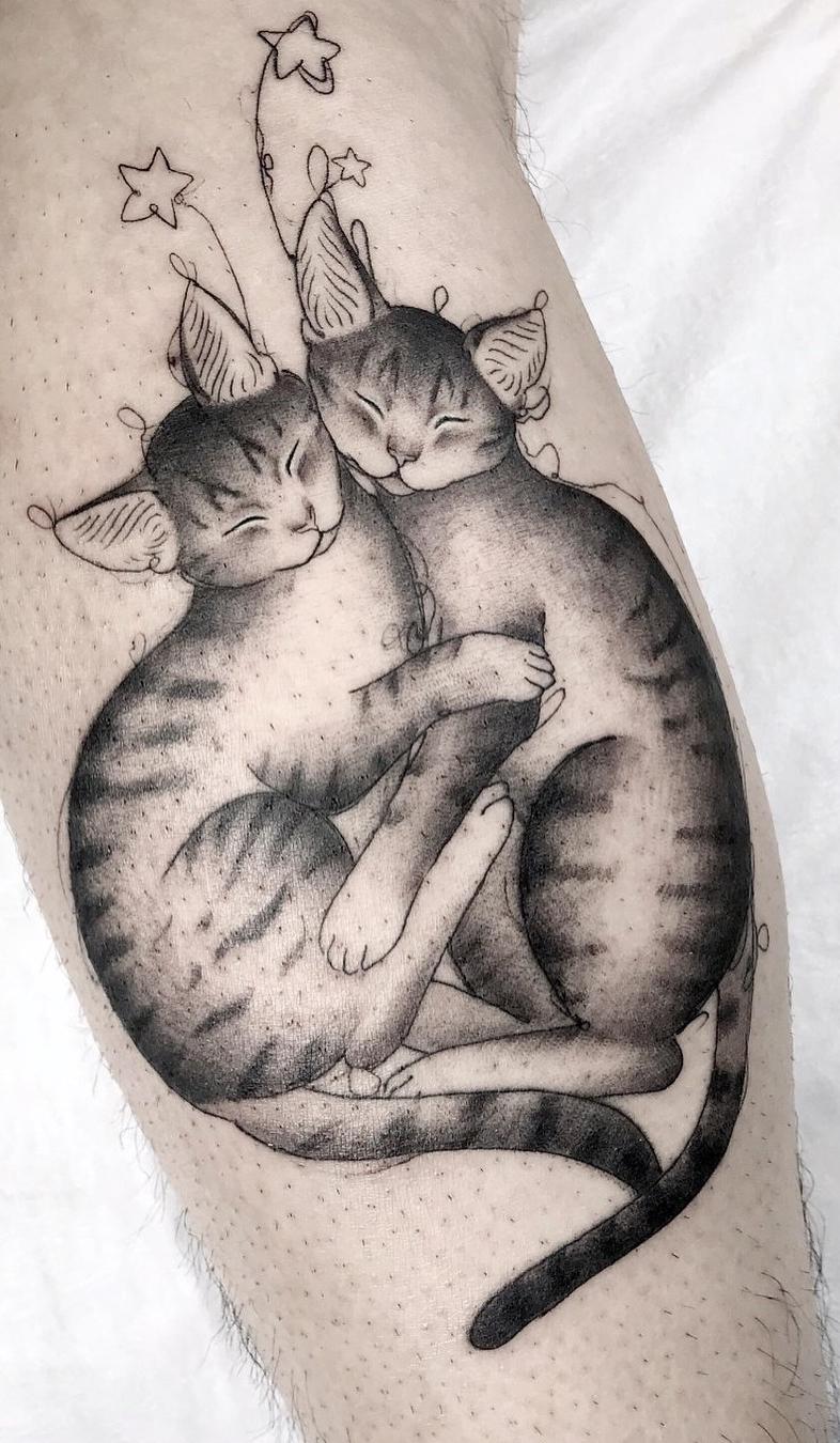 Fotos-de-tatuagens-de-gatos-2