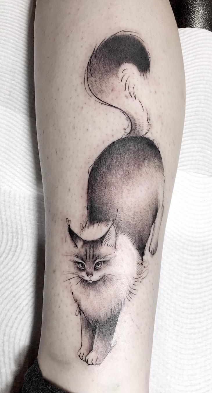 Fotos-de-tatuagens-de-gatos-3
