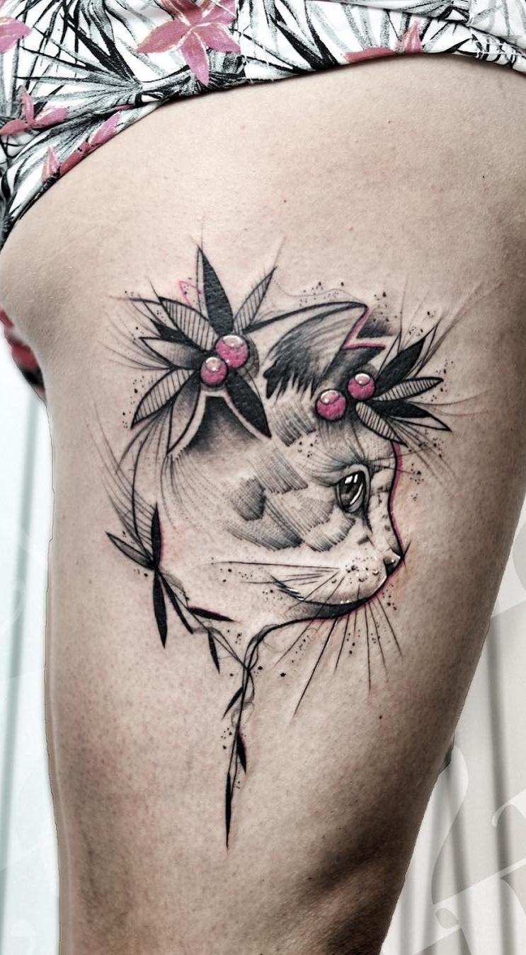 Fotos-de-tatuagens-de-gatos-4
