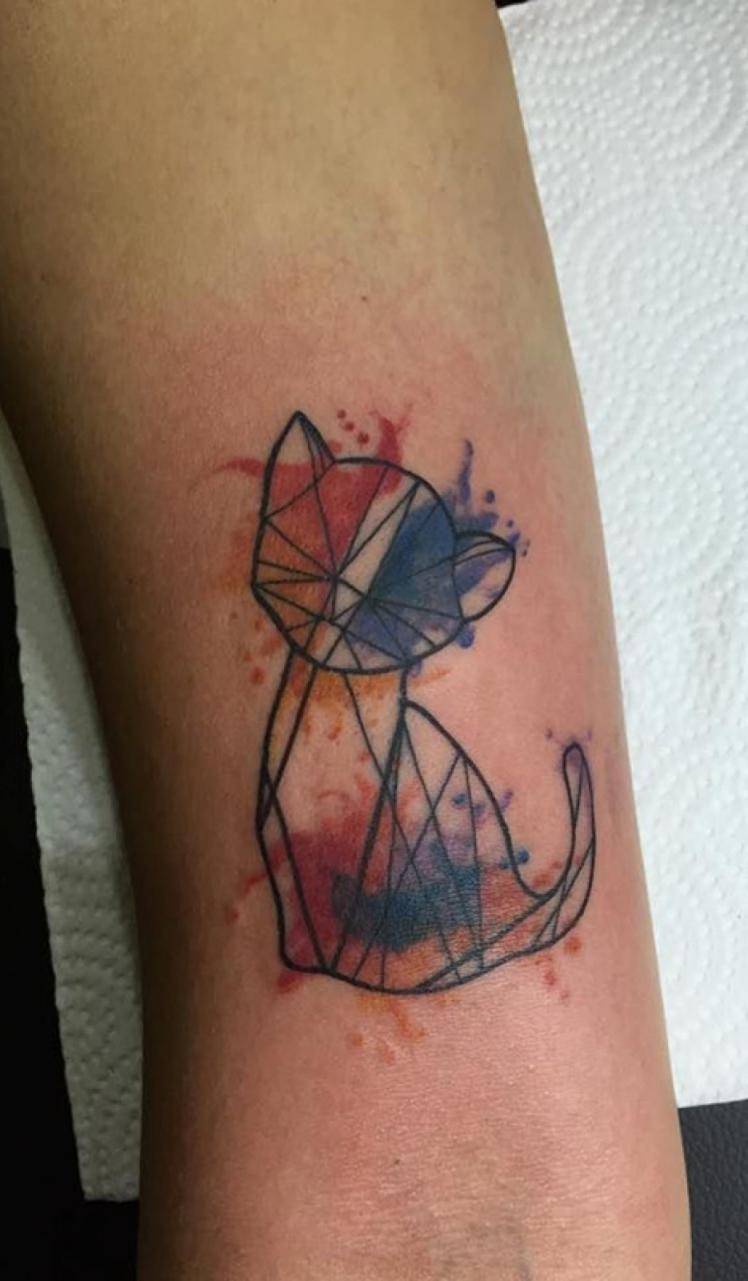 Tatuagens-de-gatos-em-aquarela-4