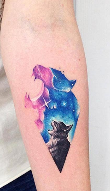 Tatuagens-de-gatos-em-aquarela-6