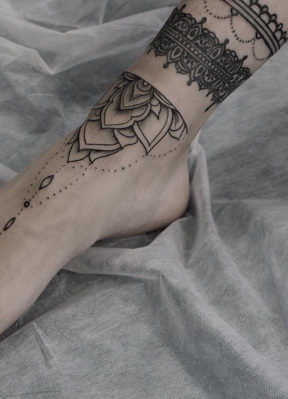 80 Tatuagens Femininas No Pé Incríveis Para Se Inspirar