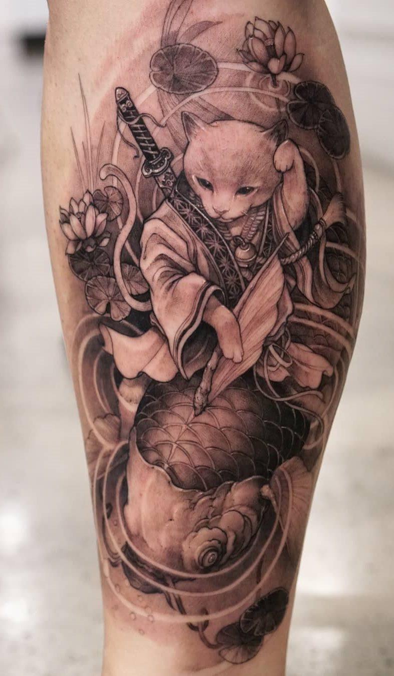 tattoo-de-gatos-2