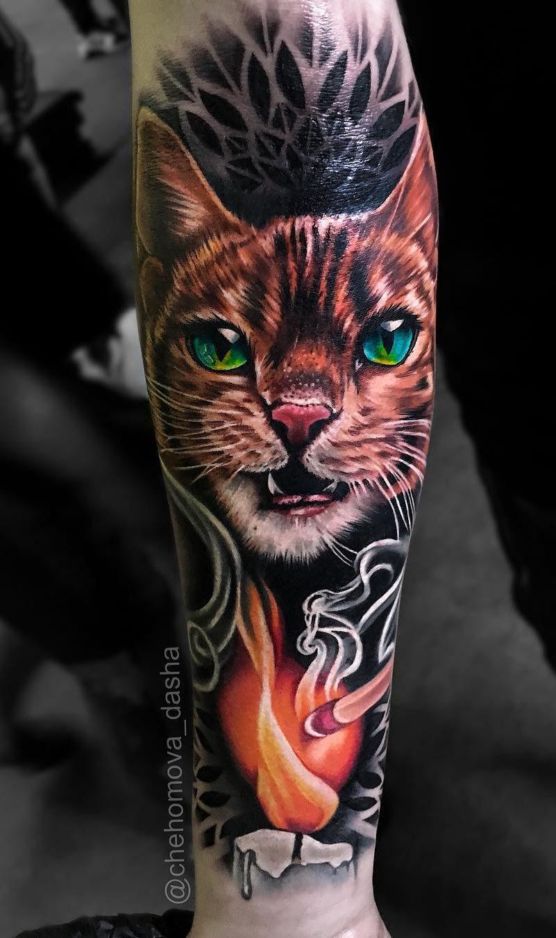 tattoo-de-gatos-7