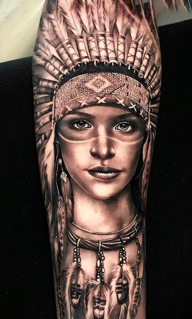 tatuagem-realista-de-india-1