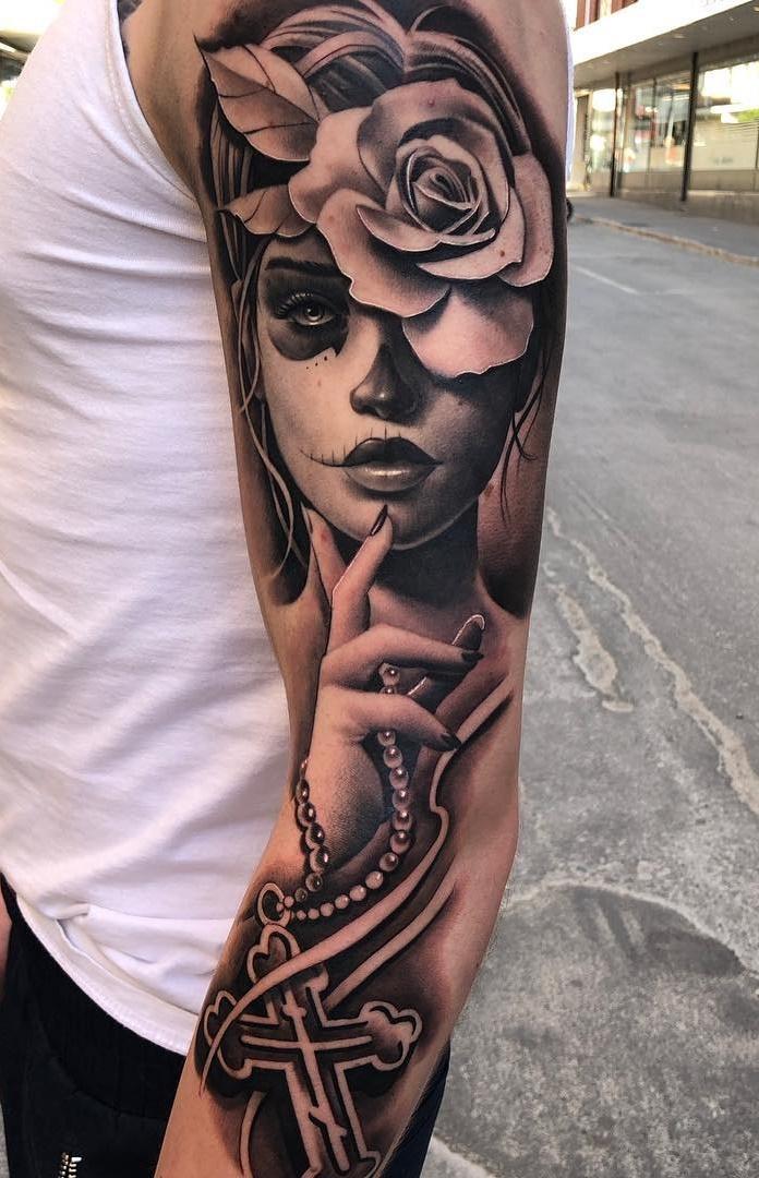Braço-fechado-de-tatuagens-masculinas-2