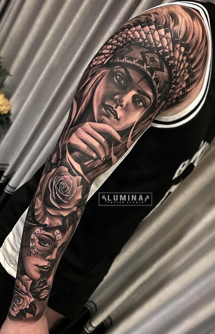 Braço-fechado-de-tatuagens-masculinas-39