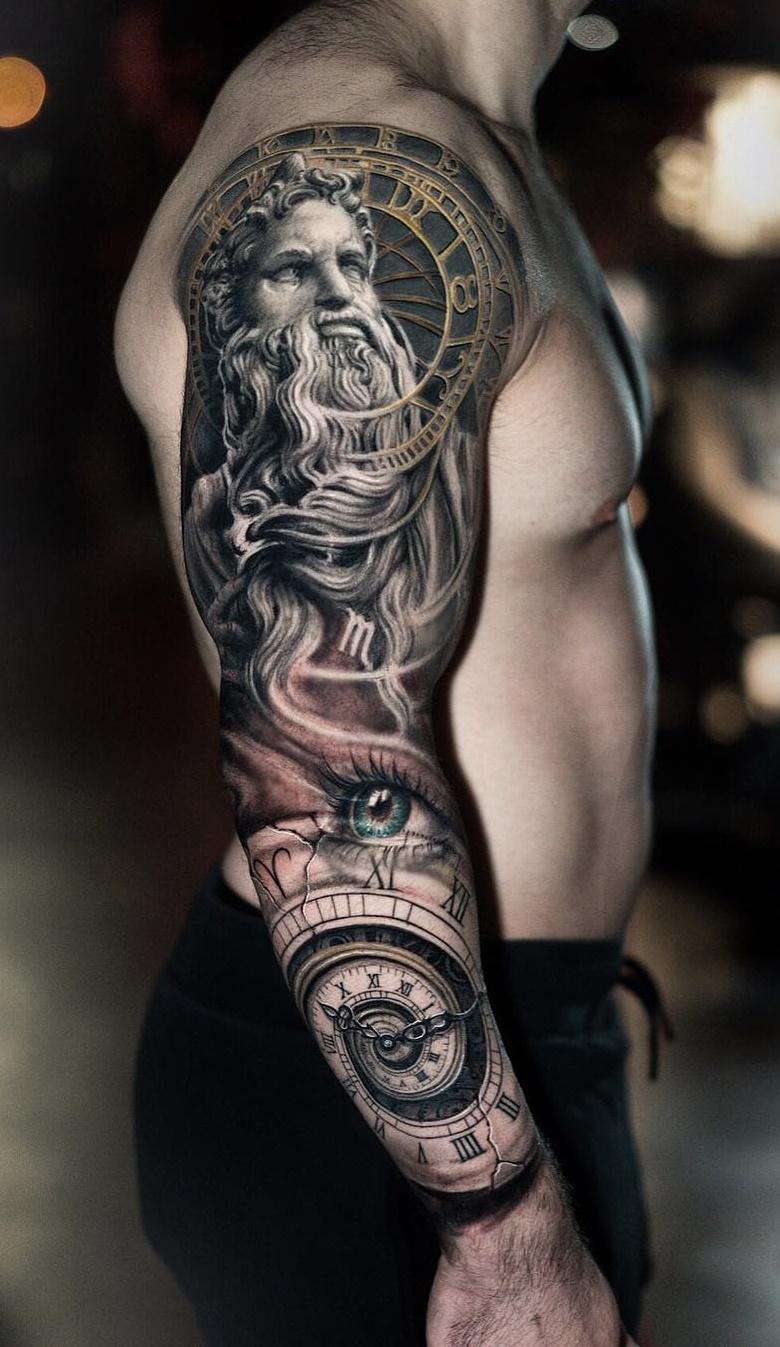 Braço-fechado-de-tatuagens-masculinas-45