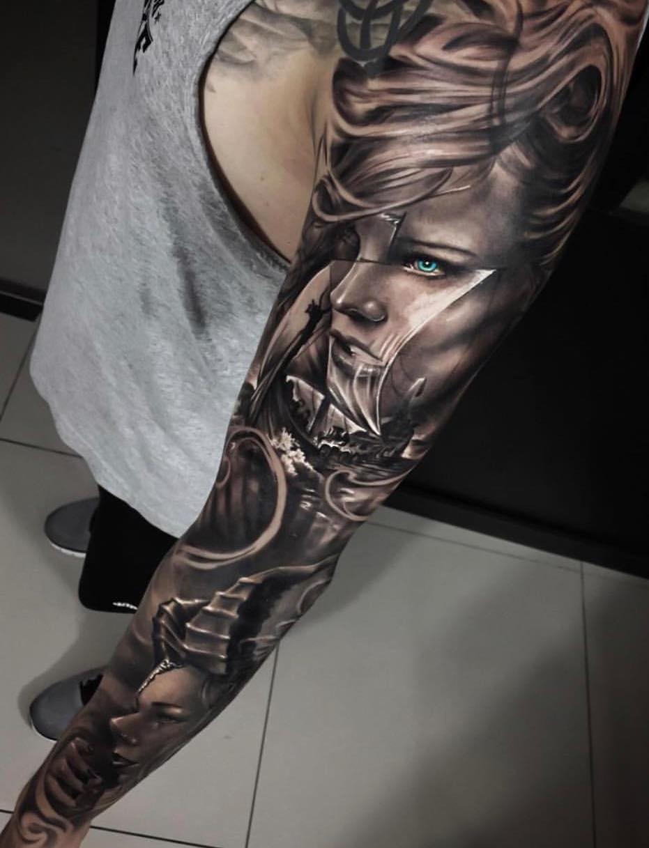 Braço-fechado-de-tatuagens-masculinas-6