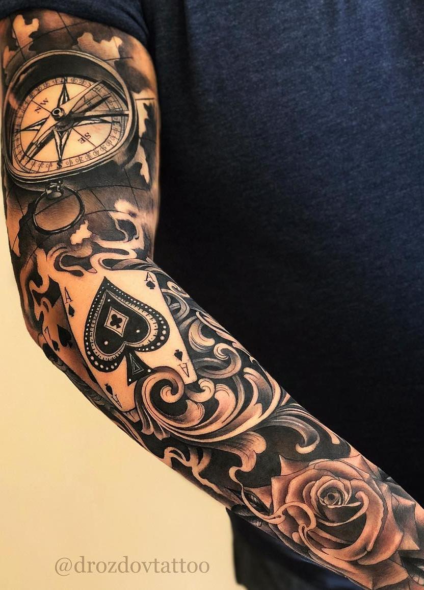 Foto-de-tatuagem-no-antebraço-masculino-3