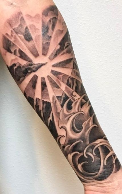 Fotos-de-tatuagens-masculinas-no-antebraço-1-1