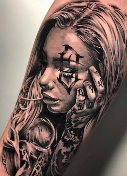 Fotos-de-tatuagens-masculinas-no-antebraço-16