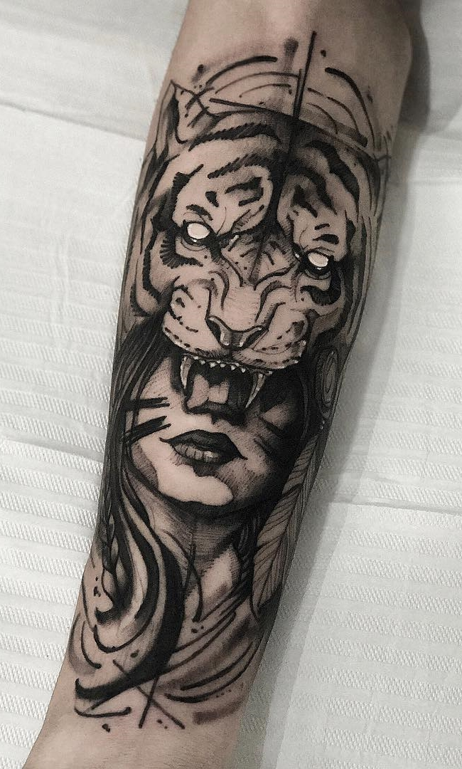 Fotos-de-tatuagens-masculinas-no-antebraço-22