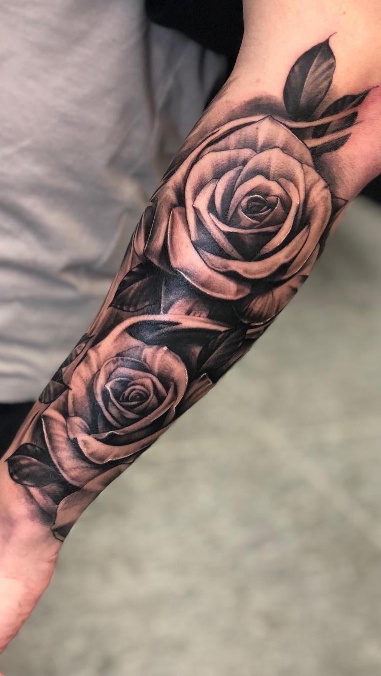 Fotos-de-tatuagens-masculinas-no-antebraço-26