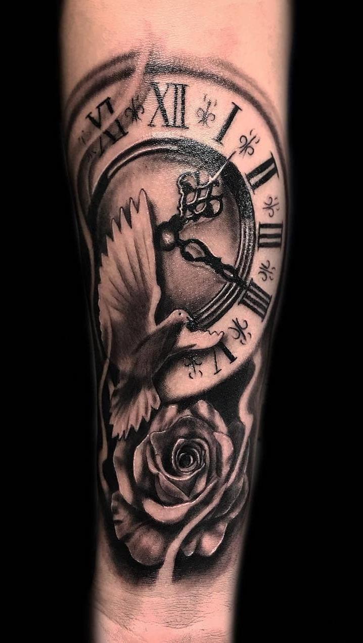 Fotos-de-tatuagens-masculinas-no-antebraço-7