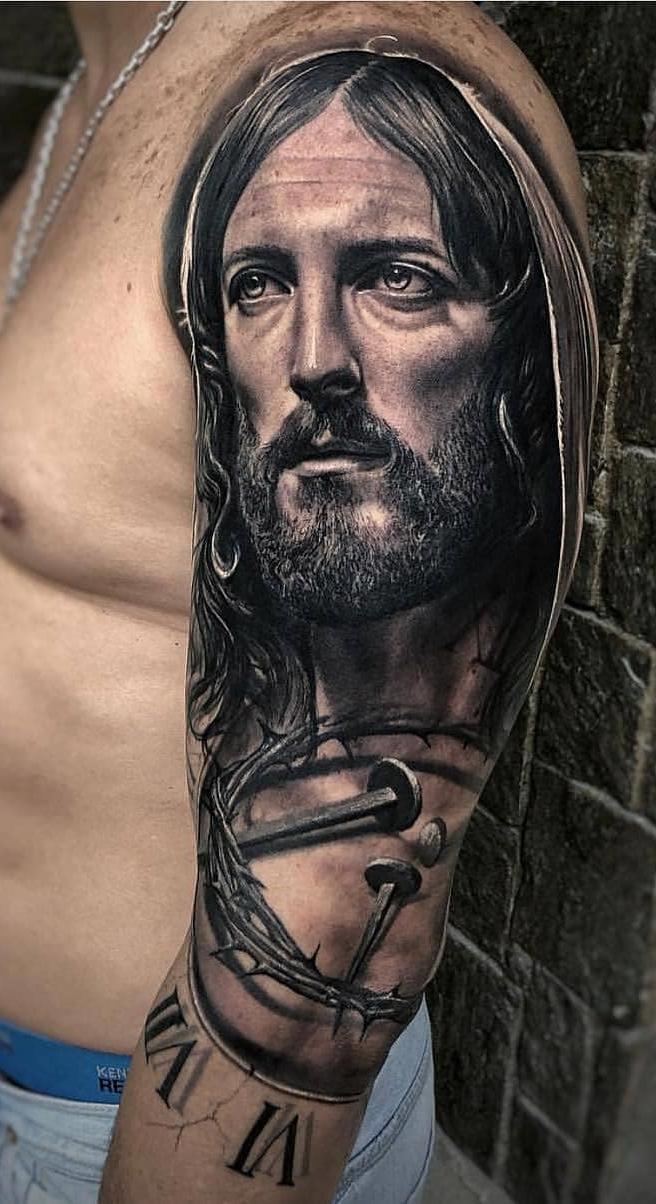 Fotos-de-tatuagens-masculinas-no-braço-8