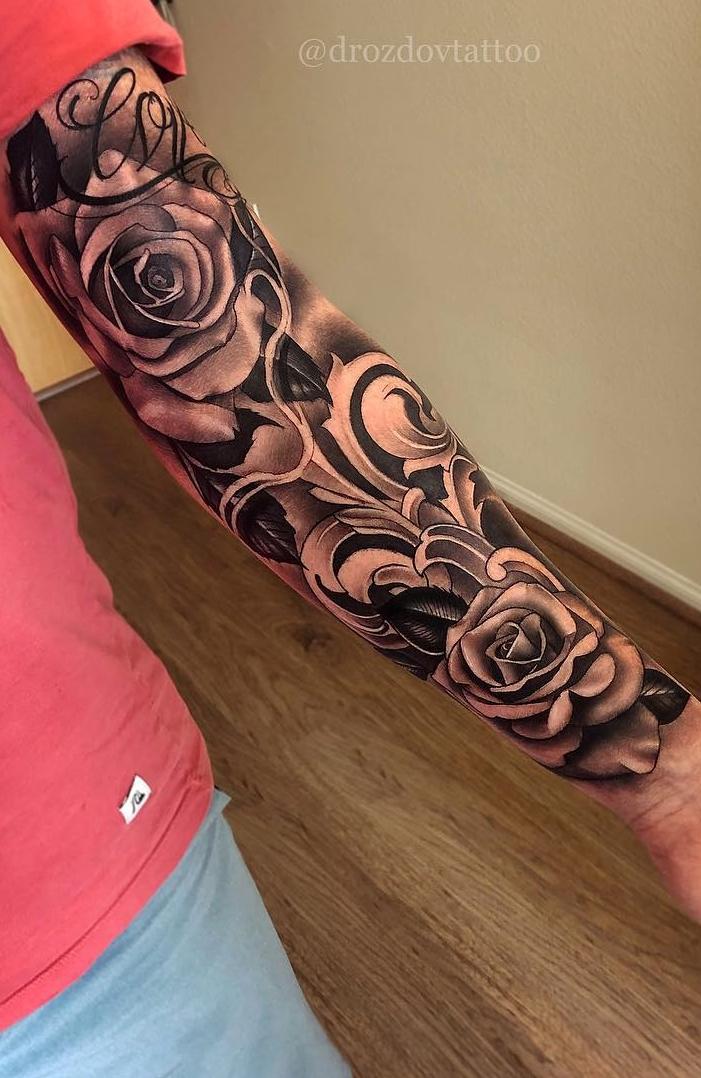 Fotos-de-tatuagens-no-antebraço-masculina-3