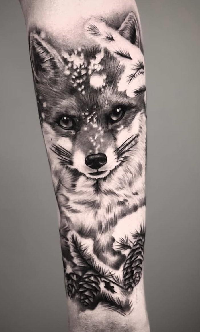Tattoo-wolf-1