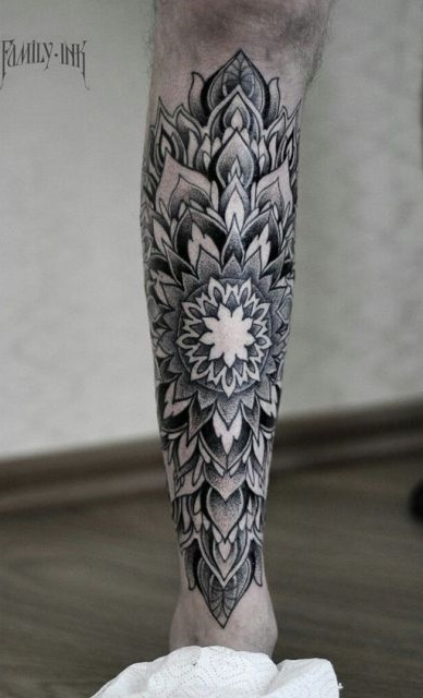 Tatuagens-masculina-na-perna-27