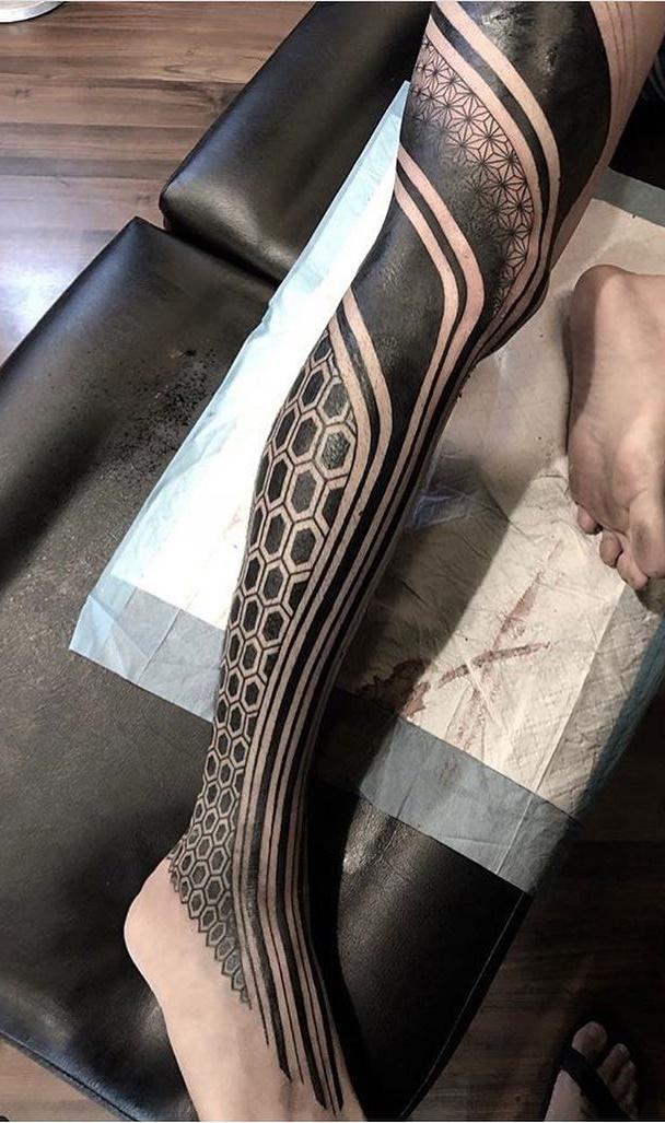 Tatuagens-masculina-na-perna-49
