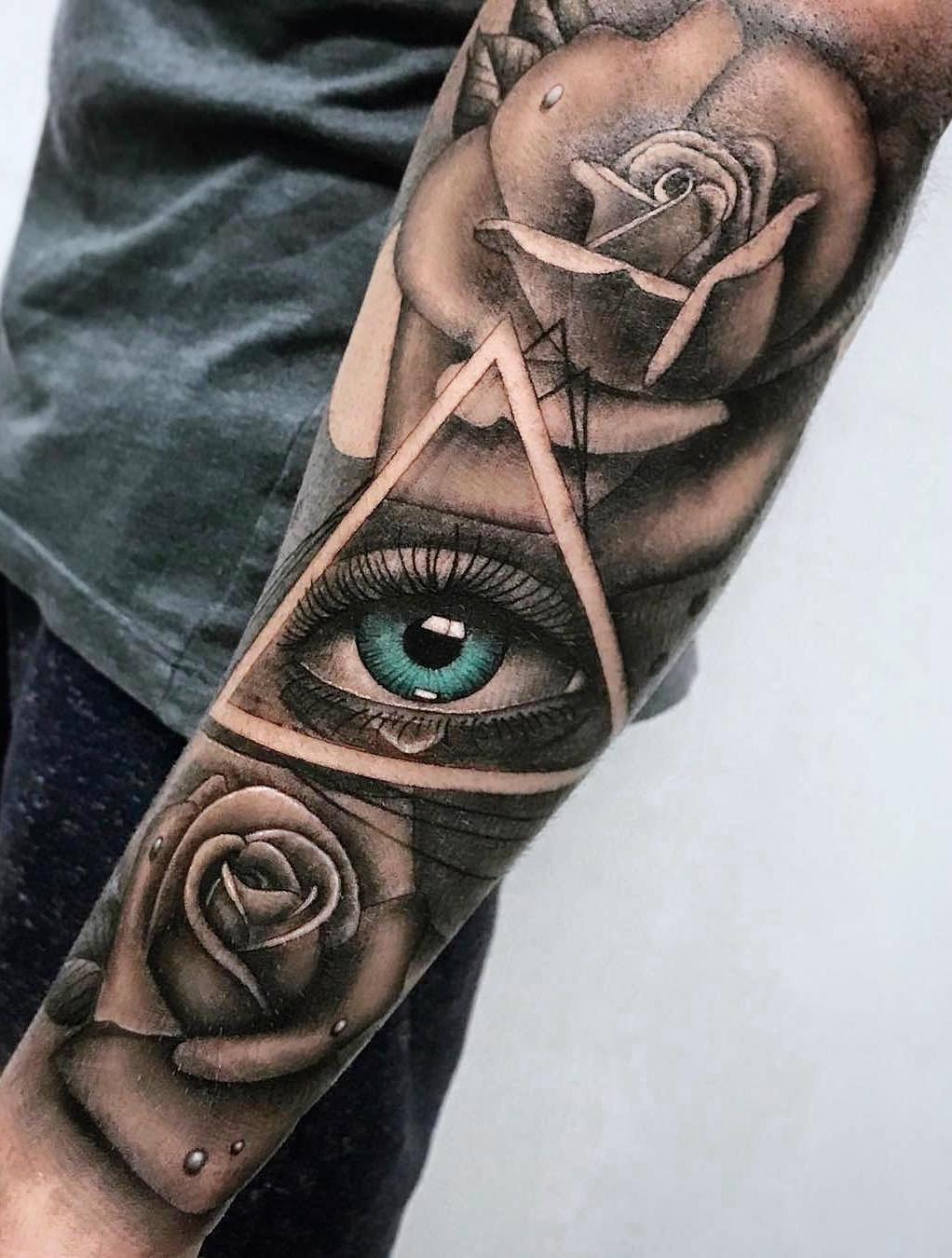 Tatuagens-masculinas-no-antebraço-3