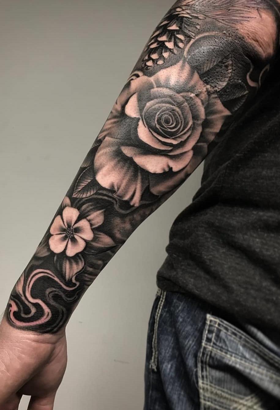 Tatuagens-masculinas-no-antebraço-6