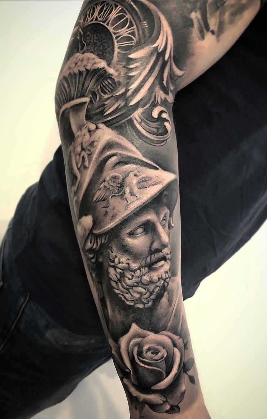 Tatuagens-masculinas-no-antebraço-8