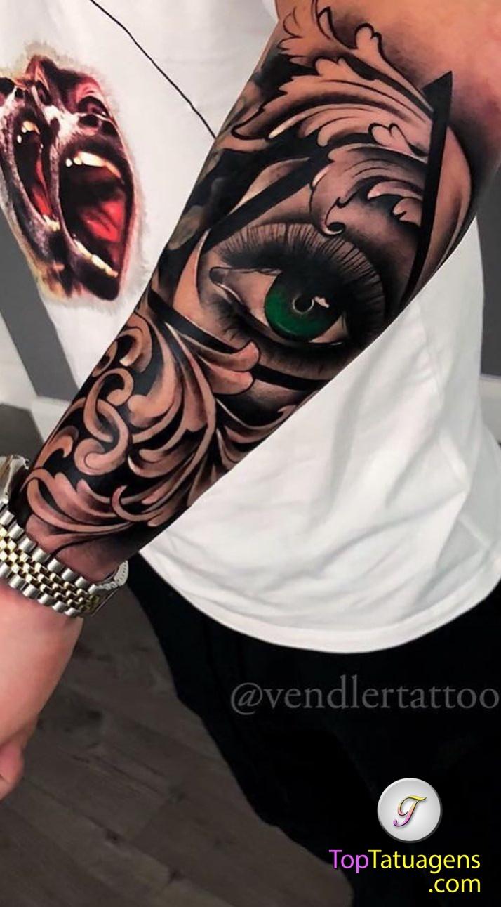 as-melhores-tatuagens-masculinas-no-antebraço-1