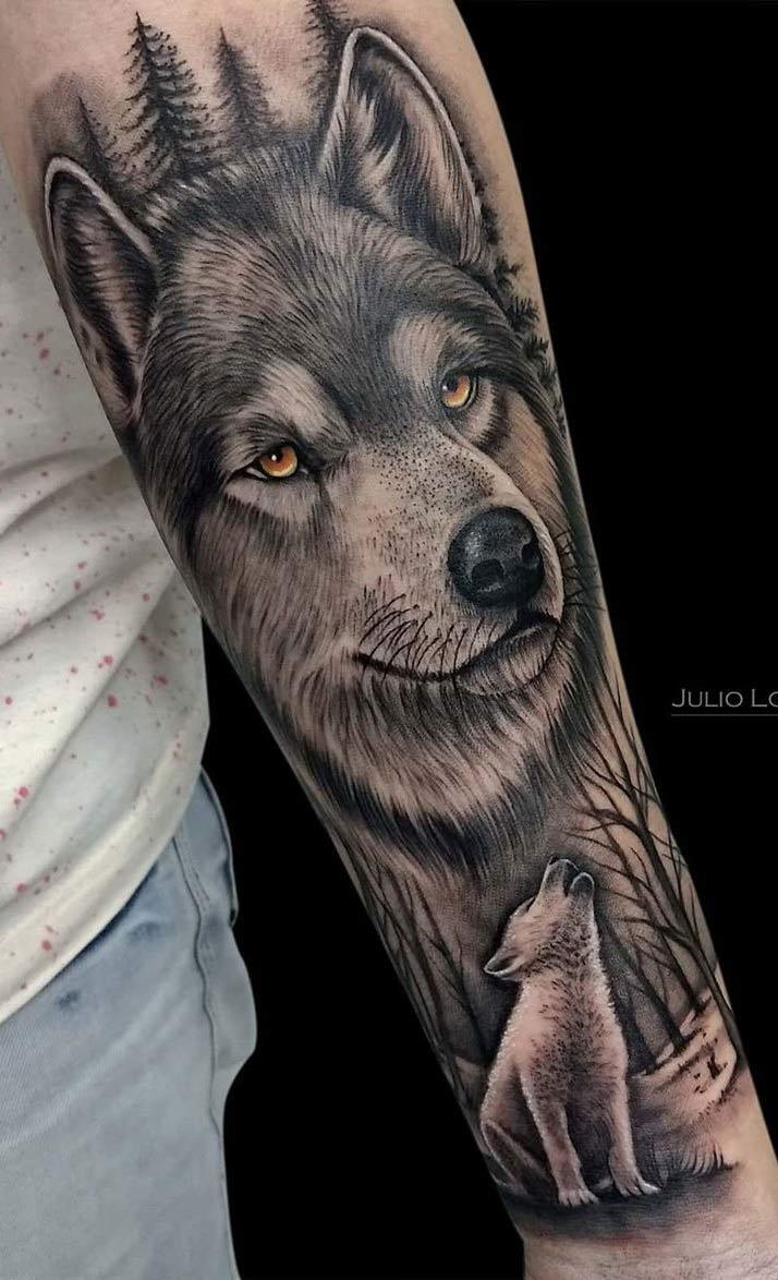 foto-de-tatuagem-de-lobo-6