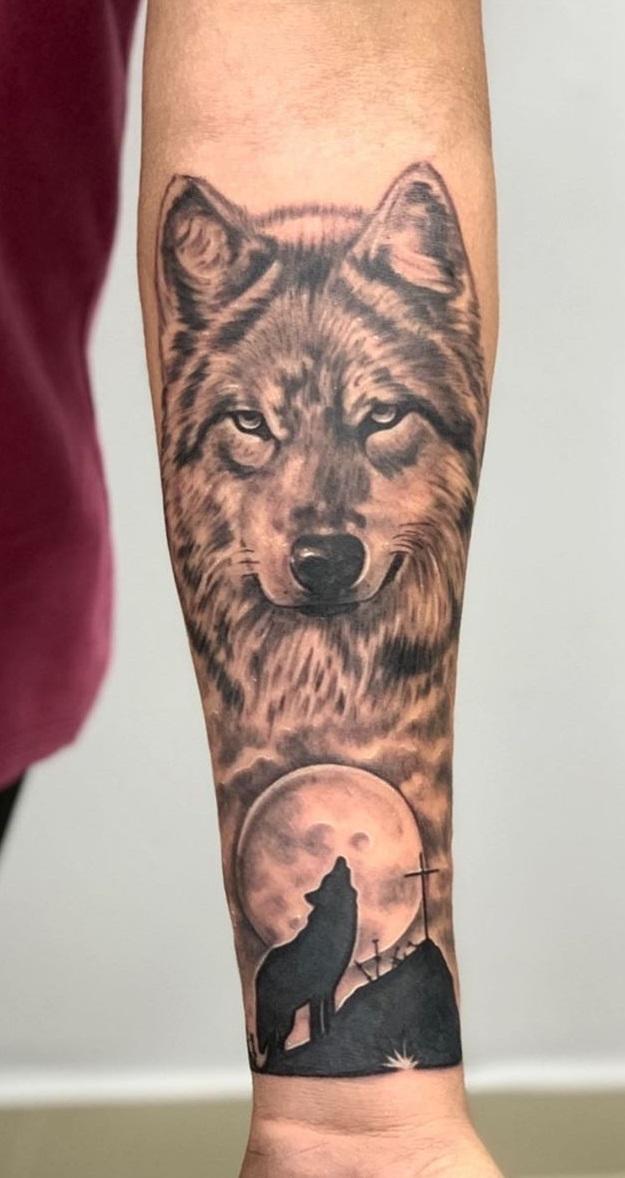 foto-de-tatuagem-de-lobo-8