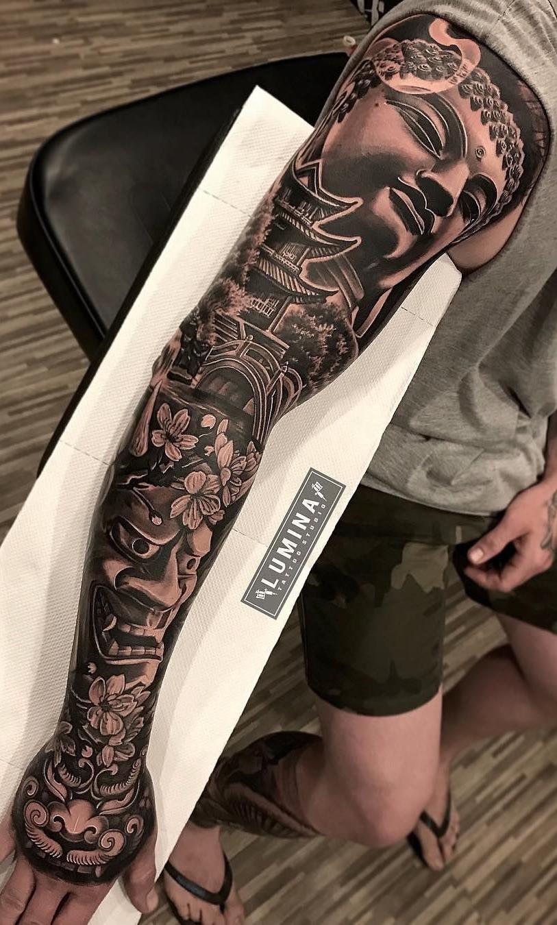 fotos-de-tatuagens-de-braço-fechado-masculina-13