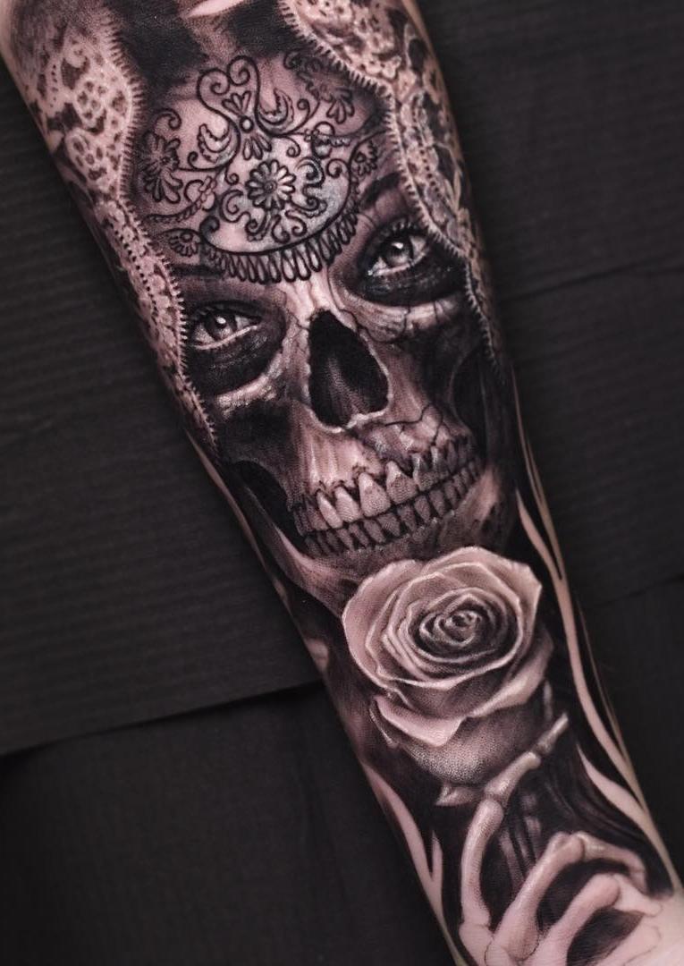 fotos-de-tatuagens-de-braço-fechado-masculina-25