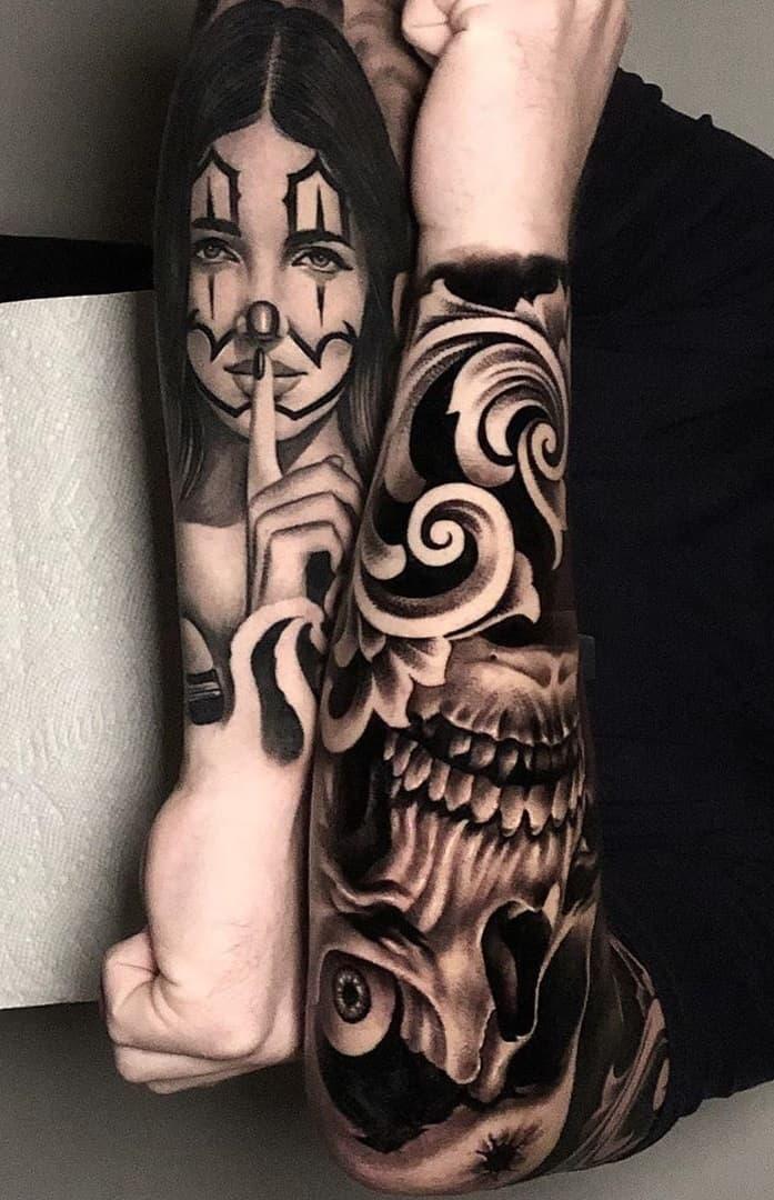 fotos-de-tatuagens-masculinas-no-antebraço-2