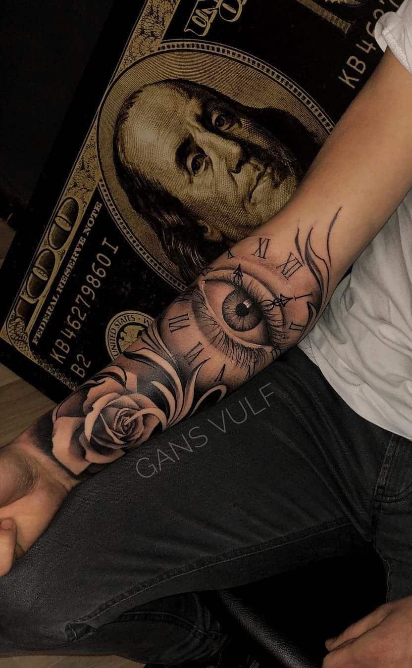 ideias-de-tatuagens-masculinas-no-antebraço-3