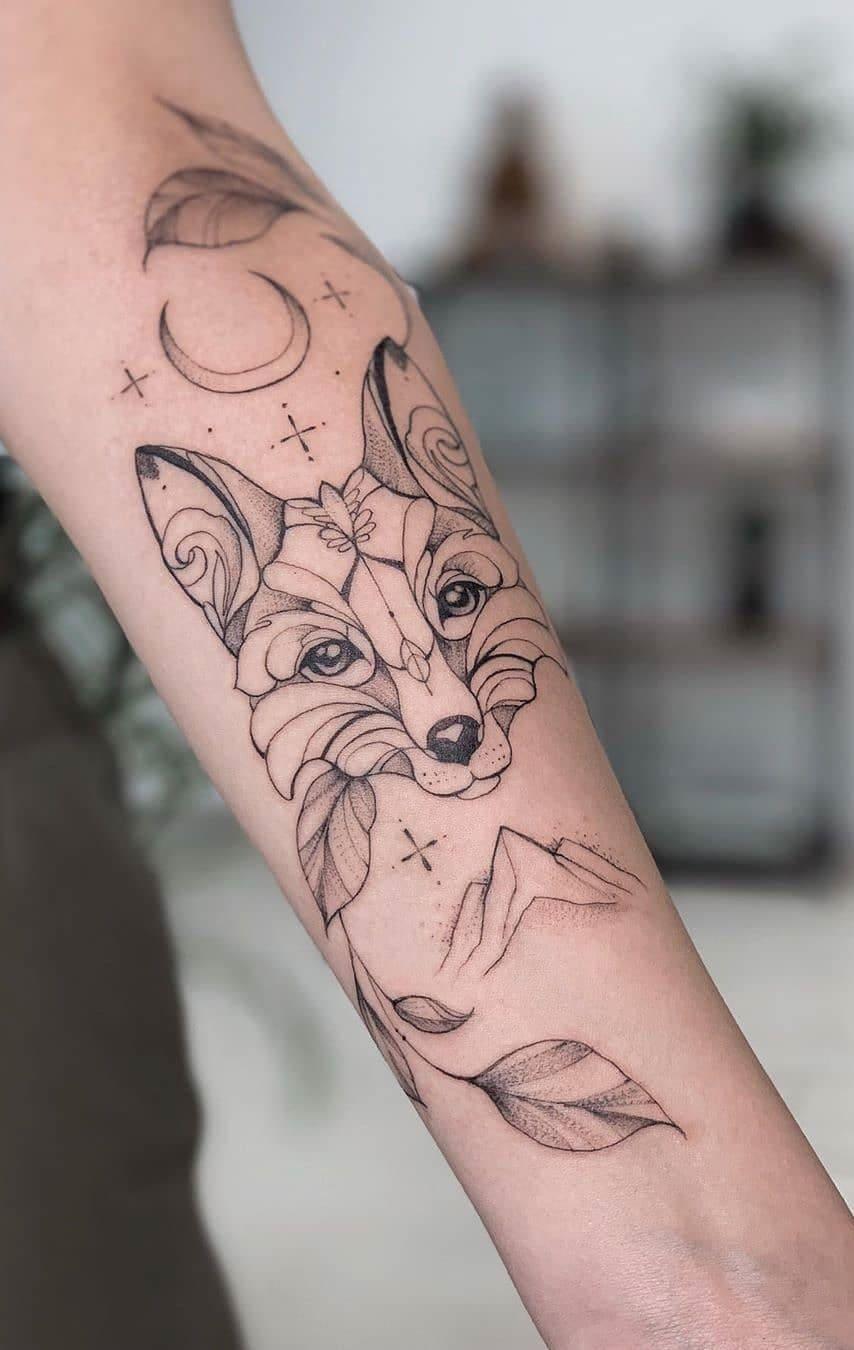 tattoos-femininas-no-antebraço-10