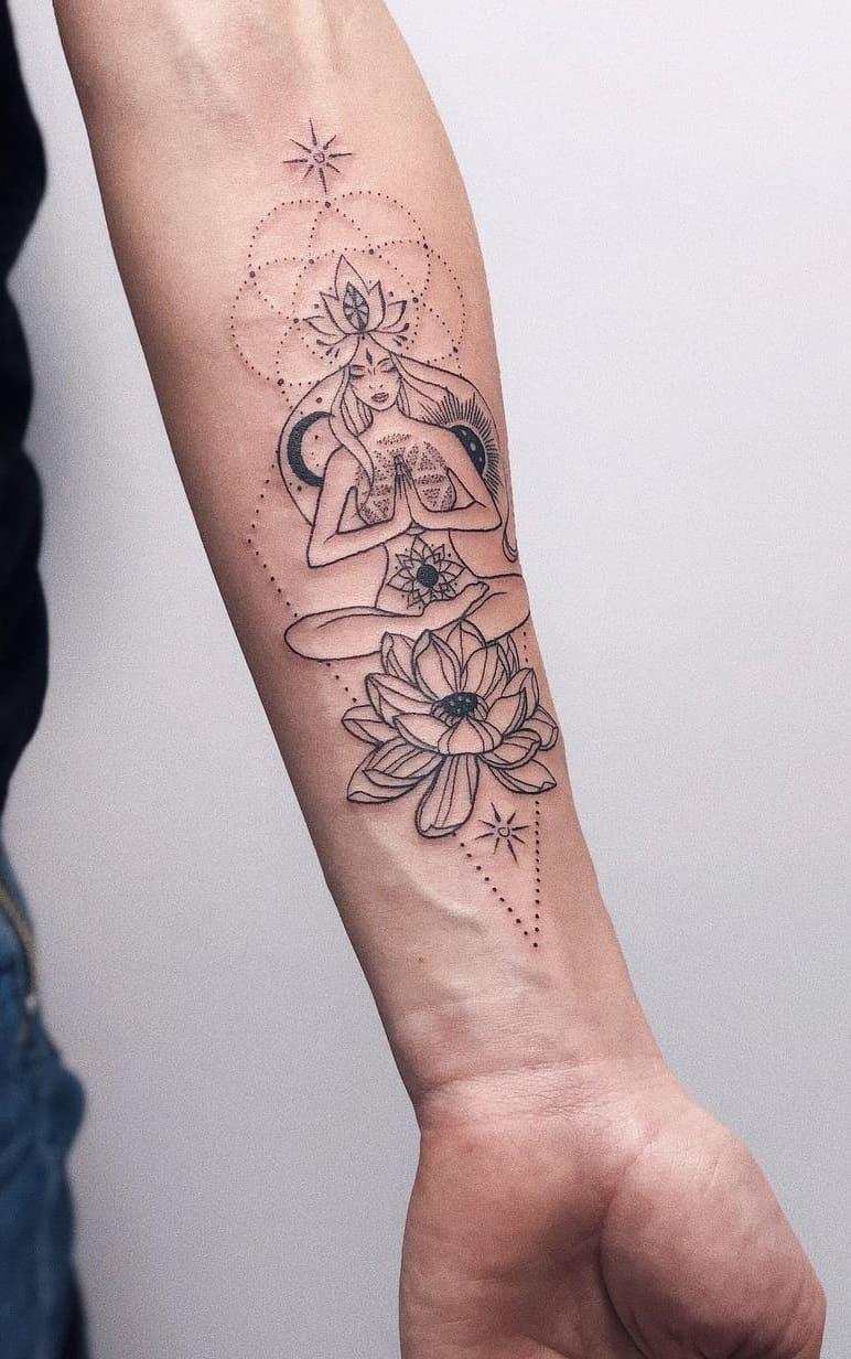 tattoos-femininas-no-antebraço-7