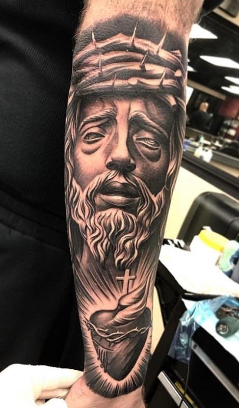 tatuagem-de-jesus-cristo