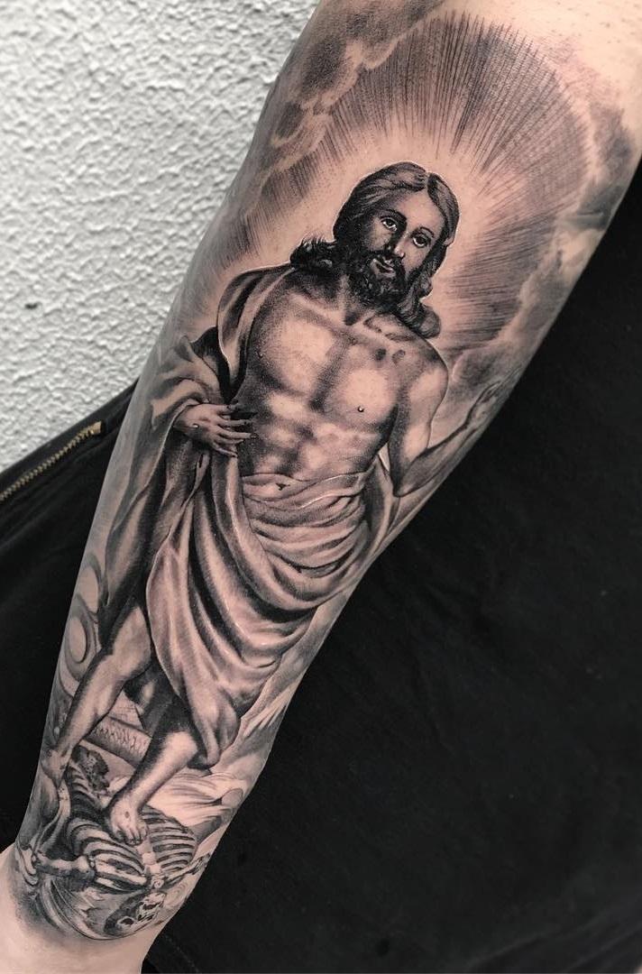 tatuagem-de-jesus