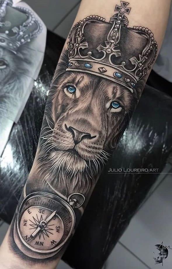 tatuagens-de-leão-masculinas-101