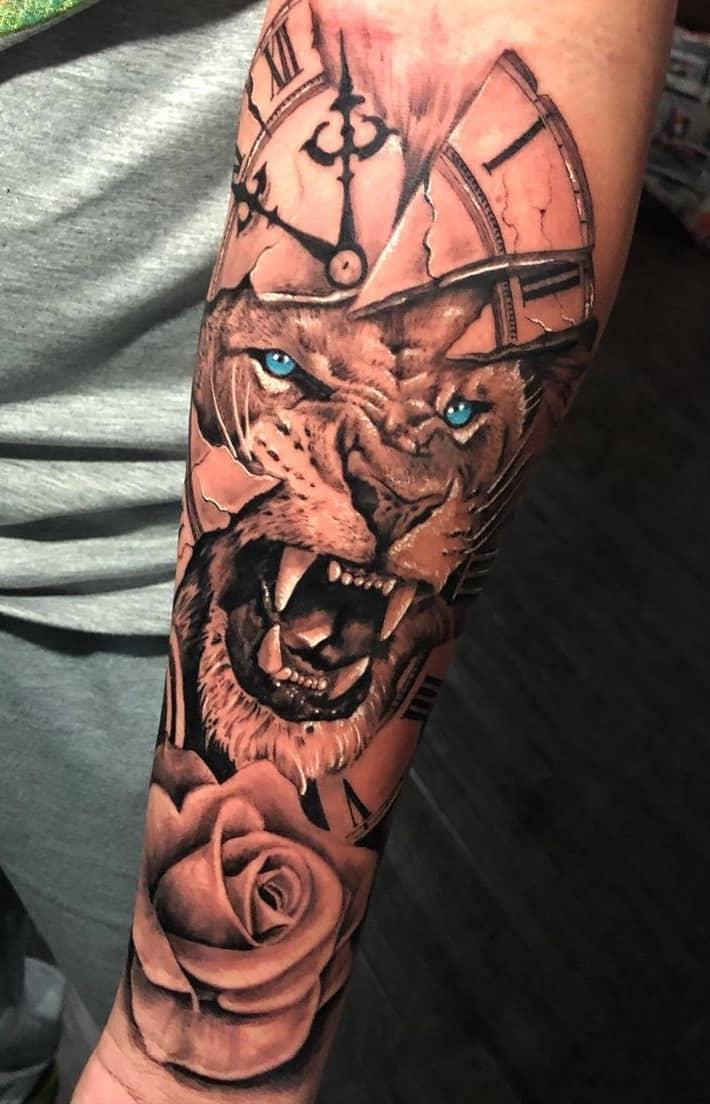tatuagens-de-leão-masculinas-11