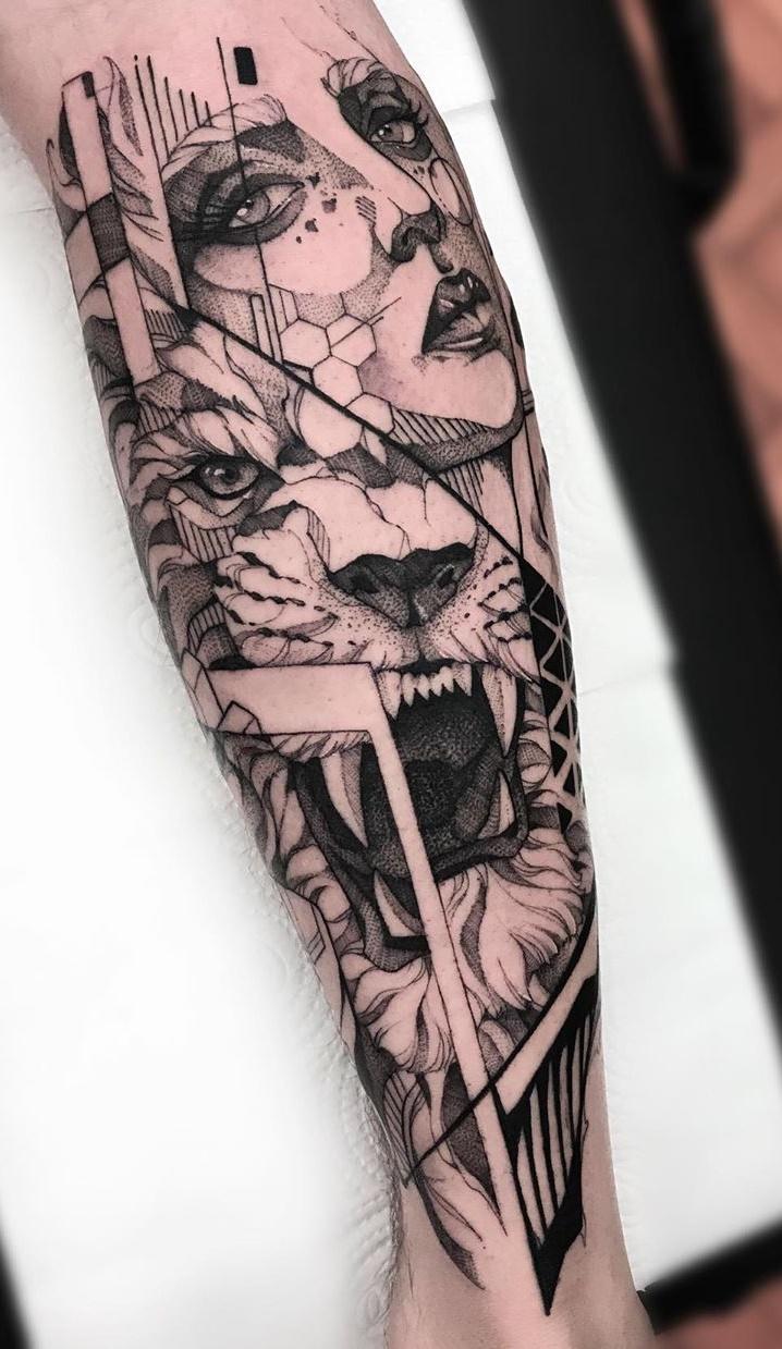 tatuagens-de-leão-masculinas-29